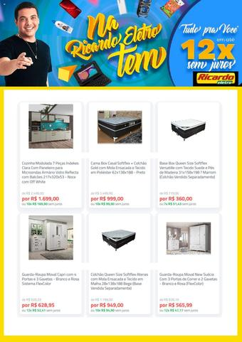 Ricardo Eletro catálogo promocional (válido de 10 até 17 20-07)