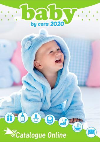 Cora reclame folder (geldig t/m 31-12)