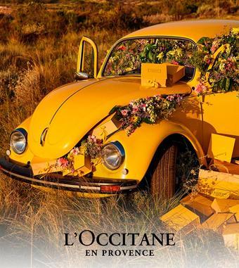L'Occitane catalogue publicitaire (valable jusqu'au 10-08)