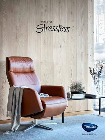 Stressless reclame folder (geldig t/m 31-03)