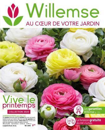 Willemse France catalogue publicitaire (valable jusqu'au 30-09)
