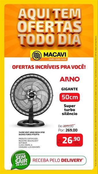 Macavi catálogo promocional (válido de 10 até 17 13-07)