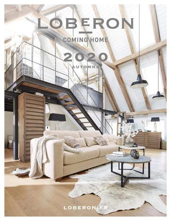 Loberon catalogue publicitaire (valable jusqu'au 30-11)