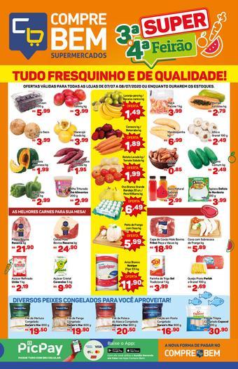 Compre Bem catálogo promocional (válido de 10 até 17 08-07)