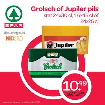 Spar reclame folder (geldig t/m 22-07)