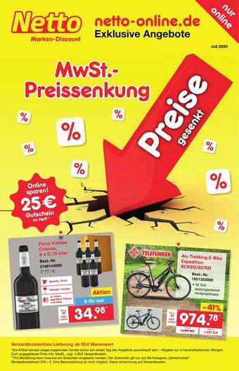 Netto Marken-Discount Prospekt (bis einschl. 31-07)