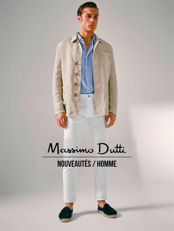 Massimo Dutti catalogue publicitaire (valable jusqu'au 26-08)