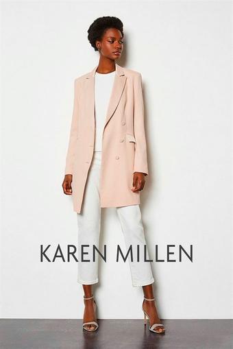 Karen Millen catalogue publicitaire (valable jusqu'au 09-09)