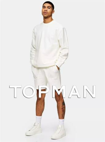 Topman catalogue publicitaire (valable jusqu'au 09-09)