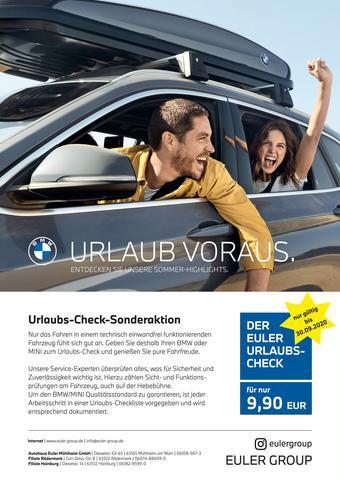 BMW Prospekt (bis einschl. 30-09)