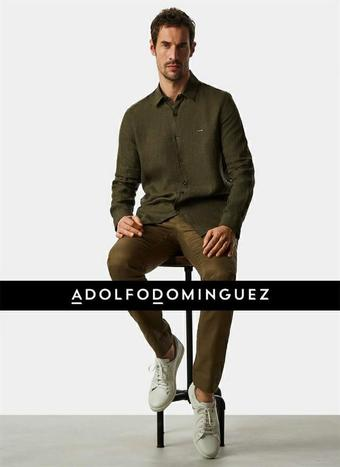 Adolfo Dominguez catálogo promocional (válido de 10 até 17 08-09)