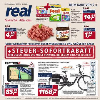 real reclame folder (geldig t/m 18-07)