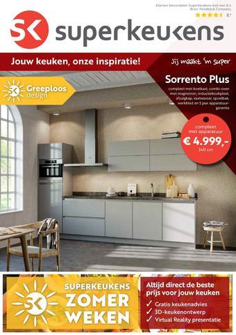 Superkeukens reclame folder (geldig t/m 19-07)