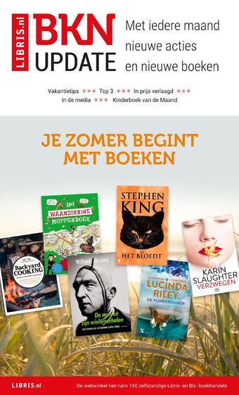Libris reclame folder (geldig t/m 26-07)
