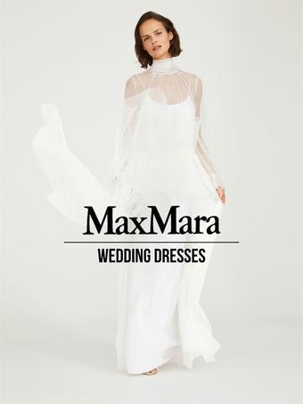 MaxMara reclame folder (geldig t/m 10-09)