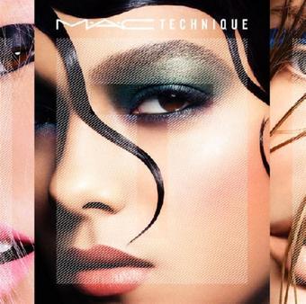 MAC Cosmetics reclame folder (geldig t/m 24-08)