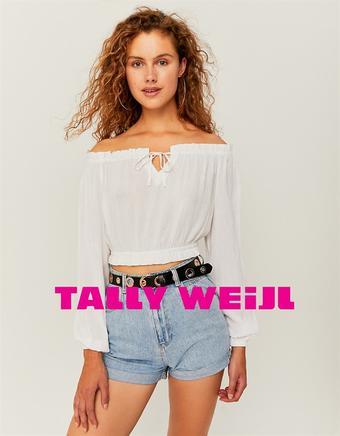 Tally Weijl catalogue publicitaire (valable jusqu'au 12-09)