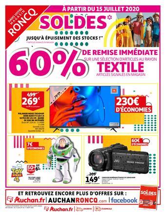 Auchan reclame folder (geldig t/m 15-08)