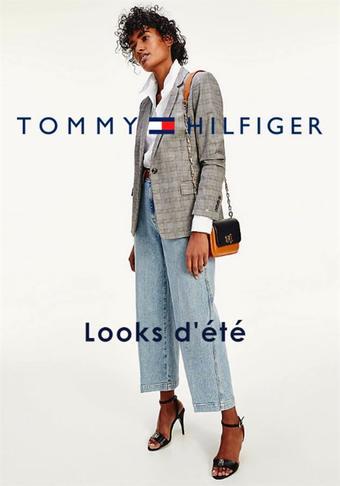 Tommy Hilfiger catalogue publicitaire (valable jusqu'au 21-09)