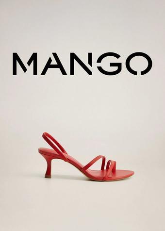 MANGO reclame folder (geldig t/m 22-09)