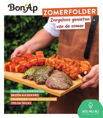 Bon Ap reclame folder (geldig t/m 13-08)
