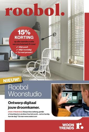 Roobol reclame folder (geldig t/m 14-08)