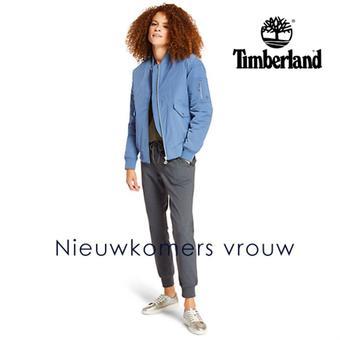 Timberland folder Alle aanbiedingen uit de nieuwe