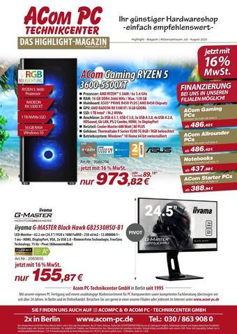 ACom PC Prospekt (bis einschl. 31-08)