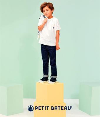 Petit Bateau catalogue publicitaire (valable jusqu'au 17-09)