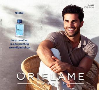 Oriflame reclame folder (geldig t/m 06-08)