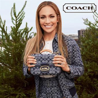 Coach catálogo promocional (válido de 10 até 17 19-09)