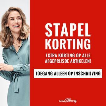 Van Tilburg reclame folder (geldig t/m 30-09)