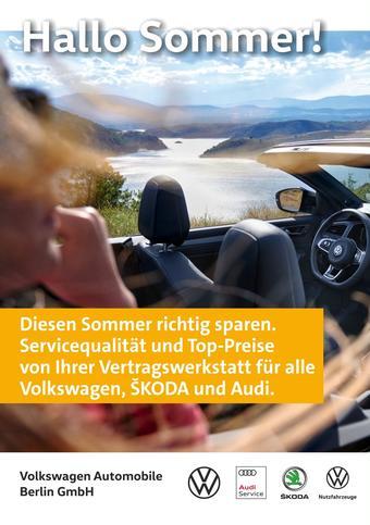 Volkswagen Prospekt (bis einschl. 16-08)