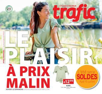 Trafic catalogue publicitaire (valable jusqu'au 04-08)