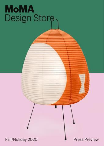 MoMa Design Store reclame folder (geldig t/m 31-12)