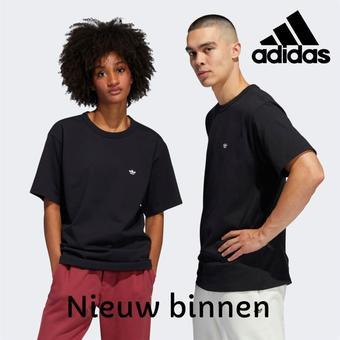 Adidas reclame folder (geldig t/m 21-09)