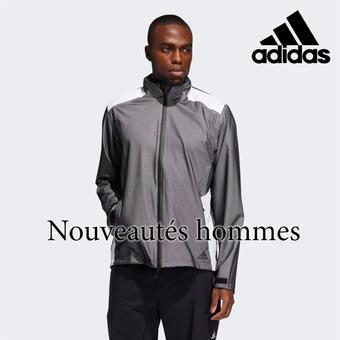 Adidas catalogue publicitaire (valable jusqu'au 21-09)