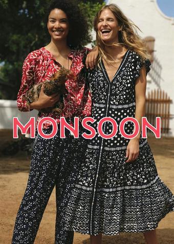 Monsoon catalogue publicitaire (valable jusqu'au 18-09)