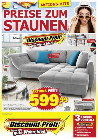 Discount-Profi Prospekt (bis einschl. 31-01)