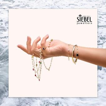 Siebel Juweliers reclame folder (geldig t/m 30-09)