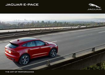 Jaguar catalogue publicitaire (valable jusqu'au 31-12)