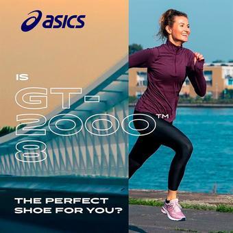 Asics catalogue publicitaire (valable jusqu'au 22-09)