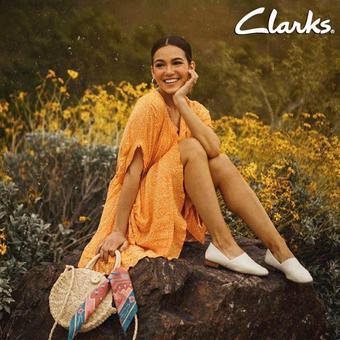 Clarks catalogue publicitaire (valable jusqu'au 22-09)