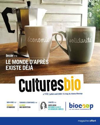 Biocoop catalogue publicitaire (valable jusqu'au 31-08)
