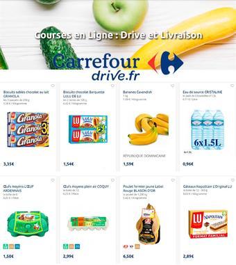 Carrefour Drive catalogue publicitaire (valable jusqu'au 24-08)