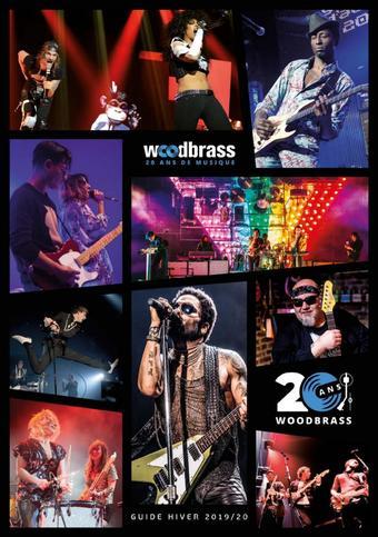 Woodbrass catalogue publicitaire (valable jusqu'au 31-08)