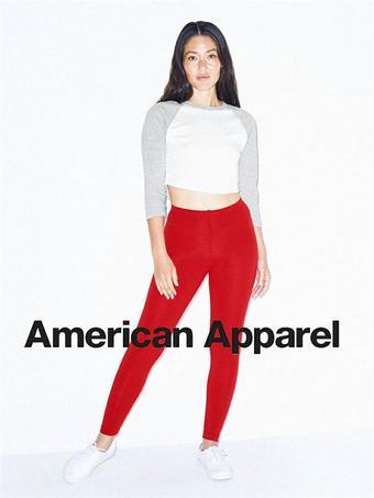 American Apparel Prospekt (bis einschl. 08-09)