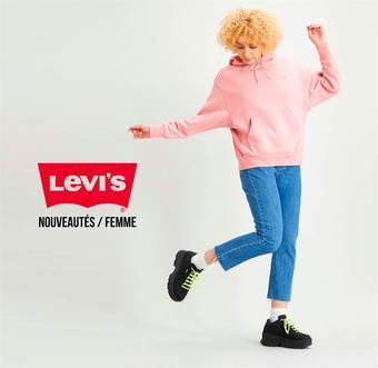 Levi's catalogue publicitaire (valable jusqu'au 27-09)