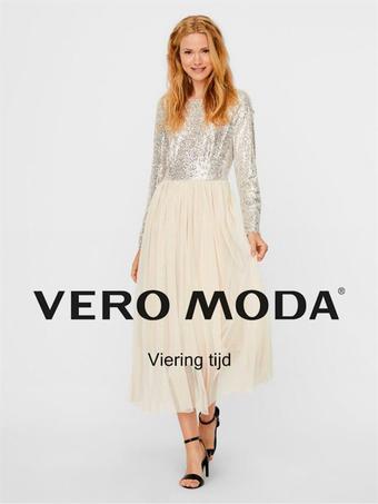 Vero Moda reclame folder (geldig t/m 30-09)