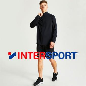 Intersport reclame folder (geldig t/m 14-09)
